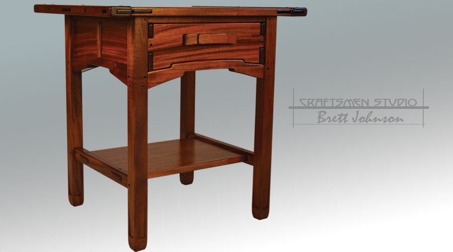 Greene and Greene Furniture | Hand Crafted Arts and Crafts Furniture