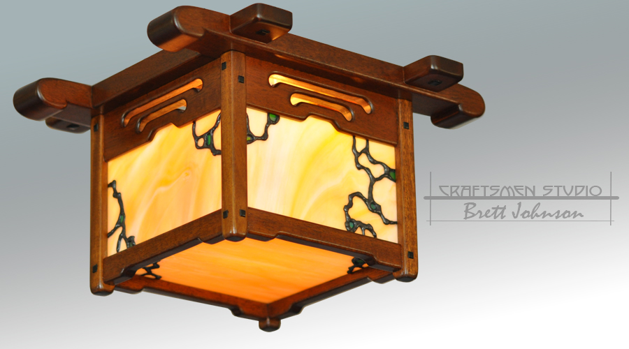 Greene and Greene Lighting | Hand Crafted In The USA