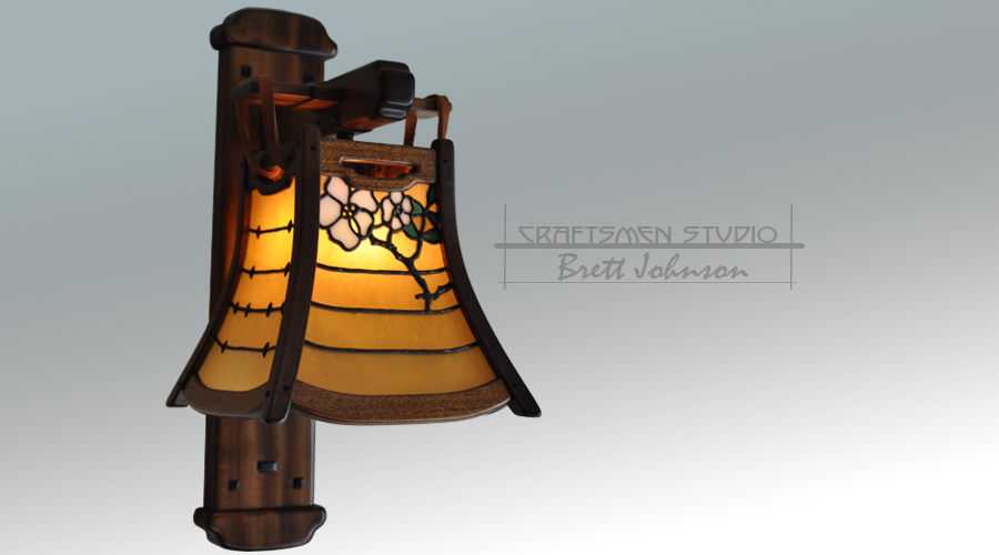 Greene and Greene Lighting | Hand Crafted Arts and Crafts Light Fixtures